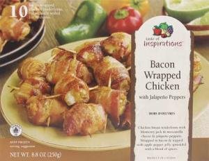 Taste Of Inspirations Bacon Wrapped Chicken