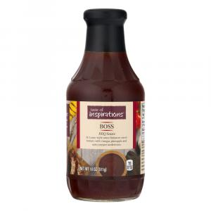 Taste Of Inspirations Boss Barbeque Sauce