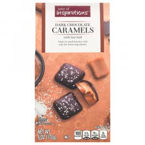 Taste of Inspirations Dark Chocolate Caramels