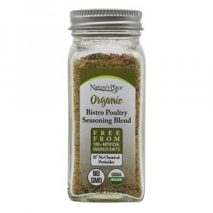 Nature's Place Organic Bistro Poultry Seasoning Blend