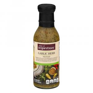 Taste of Inspirations Garlic Herb Marinade