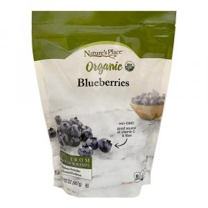 Nature's Place Organic Blueberries
