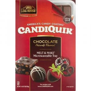 Log House Candiquik Chocolate