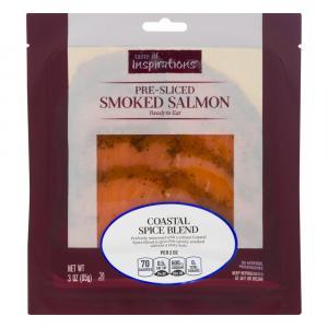 Coastal Blend Smoked Atlantic Salmon