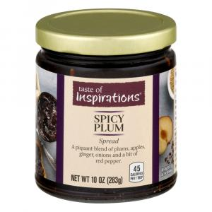 Taste Of Inspirations Spicy Plum Spread