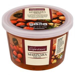Taste Of Inspirations Marinara Sauce