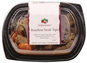 Taste Of Inspirations Bourbon Steak Tips