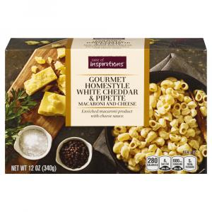 Taste of Inspirations Gourmet White Cheddar & Pipette