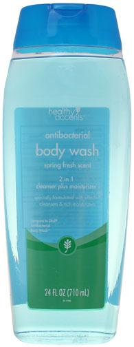 Healthy Accents 2in1 Antibacterial Body Wash