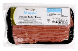 Nature's Place All Natural Uncured Turkey Bacon