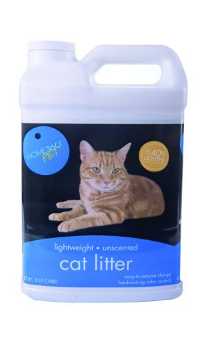 Home 360 Pet Unscented Lightweight Cat Litter