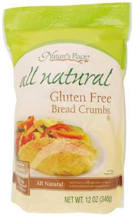 Nature's Place Gluten Free Bread Crumbs