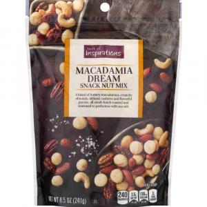 Taste of Inspirations Macadamia Dream Snack Nut Mix