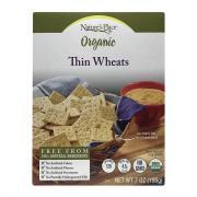 Nature's Place Organic Wheat Thins
