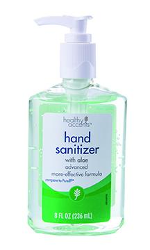 Healthy Accents Hand Sanitizer With Aloe 70%