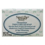 Nature's Place Beauty Fragrance Free Soap