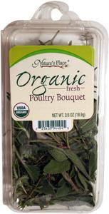 Nature's Place Organic Poultry Bouquet
