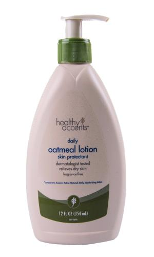 Healthy Accents Daily Oatmeal Lotion Skin Protectant
