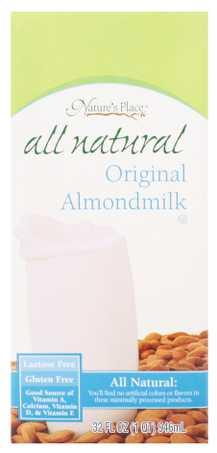 Nature's Place All Natural Original Almondmilk