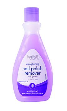 Healthy Accents Extra Strength Nail Polish Remover