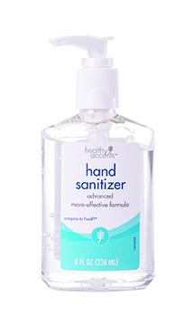 Healthy Accents Hand Sanitizer 70%