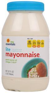 My Essentials Lite Mayonnaise