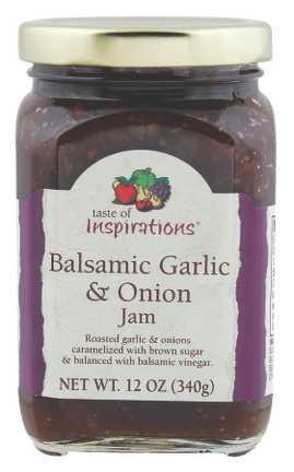 Taste of Inspirations Balsamic Garlic & Onion Jam