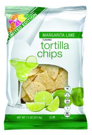 Margarita Lime Tortilla Chips