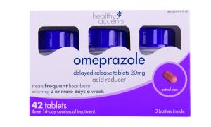 Healthy Accents Omeprazole Tablets 20mg