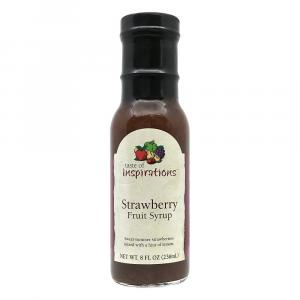 Taste of Inspirations Strawberry Fruit Syrup