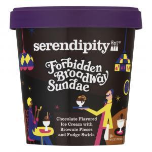 Serendipity Forbidden Broadway Sundae