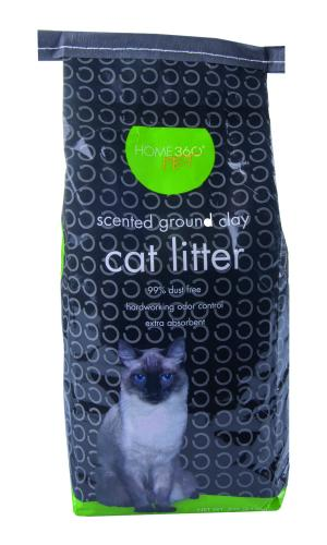 Home 360 Pet Scented Ground Clay Cat Litter