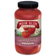 Muir Glen Organic Roasted Garlic Pasta Sauce