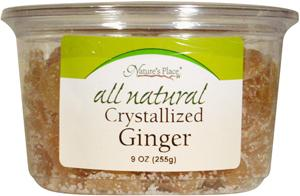 Nature's Place All Natural Ginger Slices