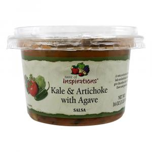 Taste of Inspirations Kale and Artichoke Salsa