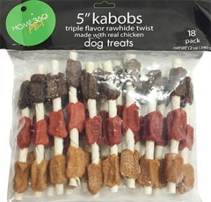 """Healthy Hide 5"""" Kabobs"""