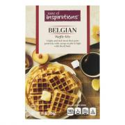 Taste of Inspirations Belgian Waffle Mix