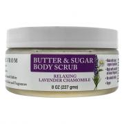 Nature's Place Relaxing Lavender Chamomile Body Scrub