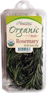 Nature's Place Organic Rosemary