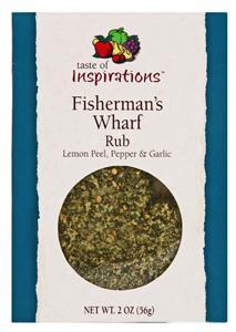 Taste Of Inspirations Fisherman's Wharf Rub