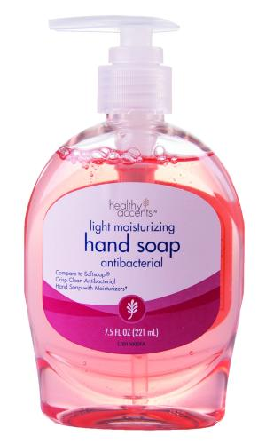 Healthy Accents Antibacterial Liquid Hand Soap Moisturizing