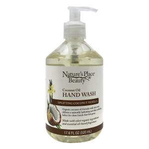 Nature's Place Beauty Coconut Vanilla Liquid Hand Wash