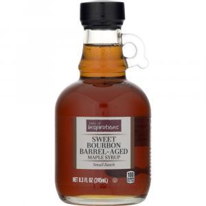 Taste of Inspirations Sweet Bourbon Barrel-Aged Maple Syrup