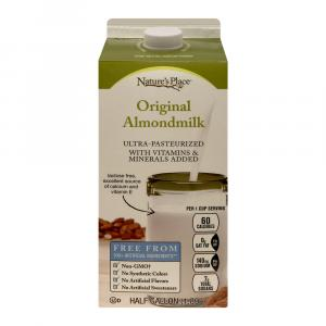 Nature's Place Original Almondmilk