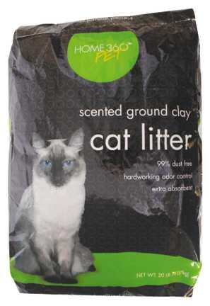 Home 360 Pet Scented Cat Litter