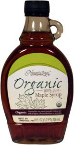 Nature's Place Organic Maple Syrup
