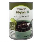 Nature's Place Organic Black Beans