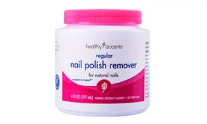 Healthy Accents Instant Polish Remover