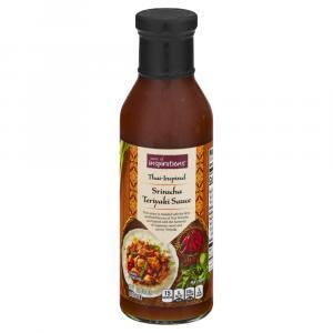 Taste of Inspirations Sriracha Teriyaki Sauce