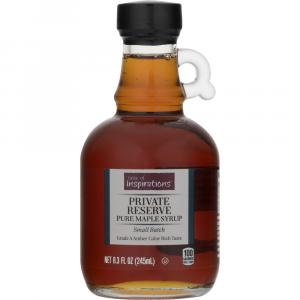 Taste of Inspirations Private Reserve Pure Maple Syrup